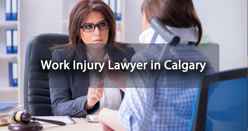 Work Injury Lawyer