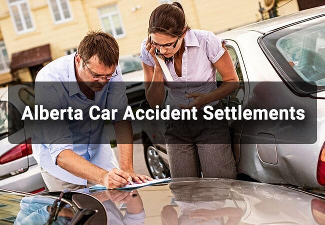 Alberta Car Accident Settlements